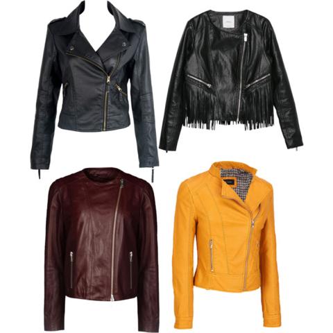 Rebajas chaquetas de cuero