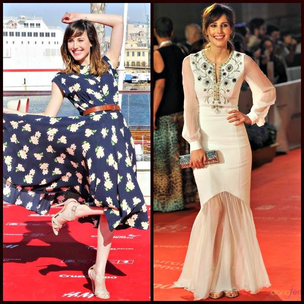 Natalia de Molina en Festival de Cine de Málaga