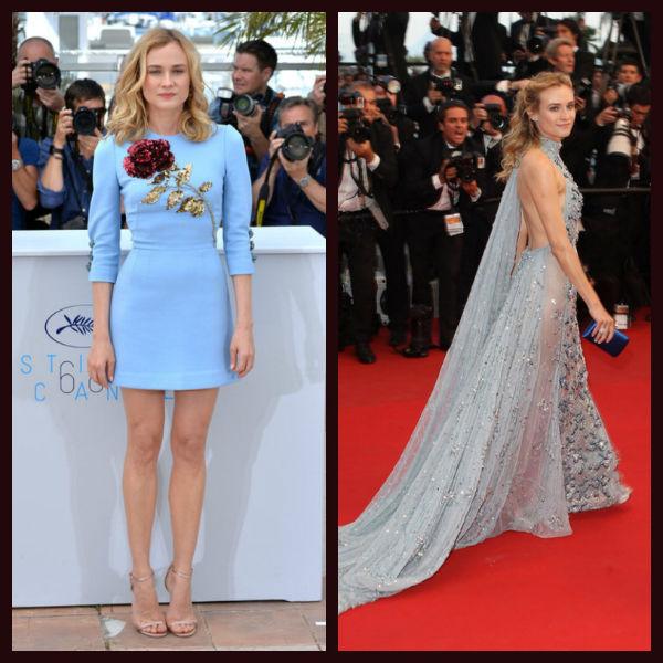 Diane Kruger en el Festival de Cannes