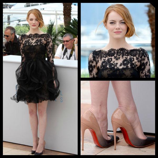 Emma Stone en el Festival de Cannes
