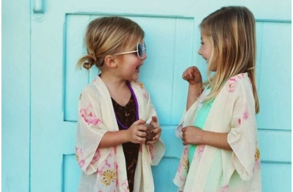 Kimonos babies