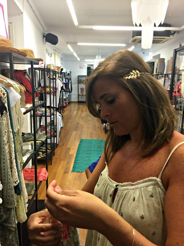 pop up store Julietta