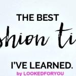 10 TIPS PARA DISIMULAR KILOS DE MÁS