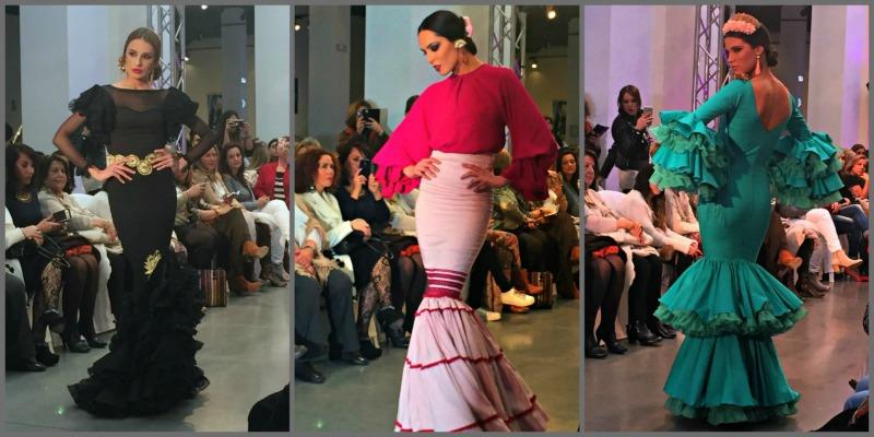 pasarela flamenca moda flamenca