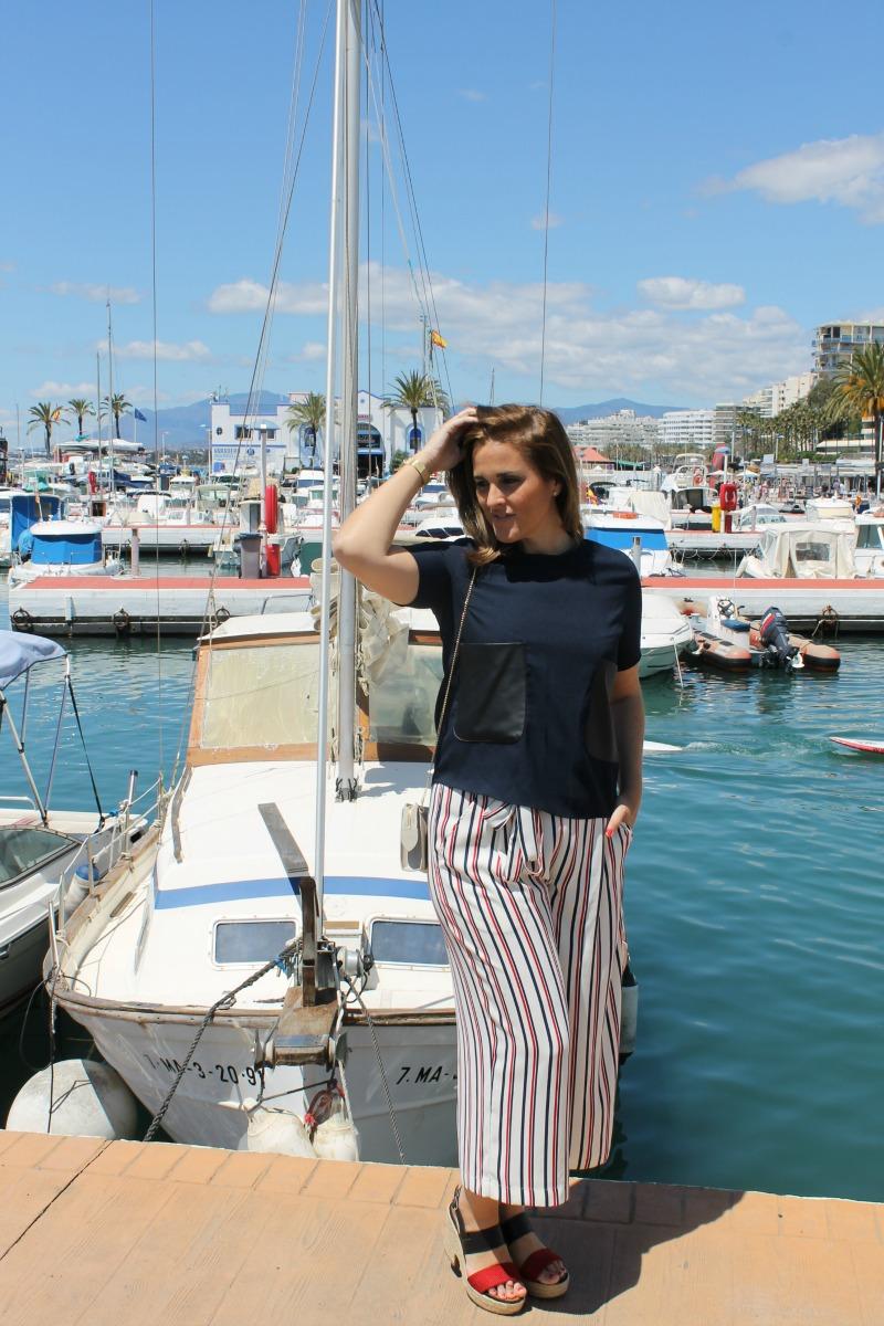estilo marinero