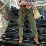 Pantalón Cargo: un imprescindible de esta primavera