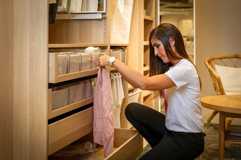 Cambio de armario